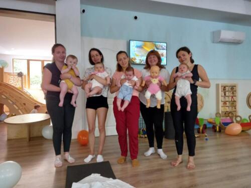 Бебе Марти, Йоанка, Борис, аз и Марти!